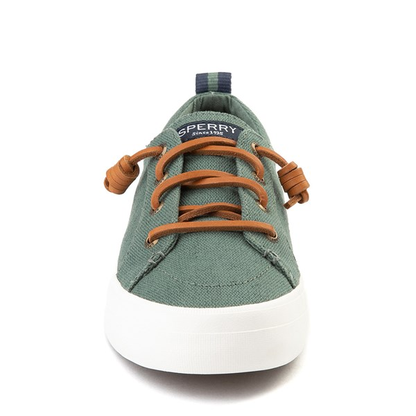 alternate view Womens Sperry Top-Sider Crest Vibe Casual Shoe - GreenALT4