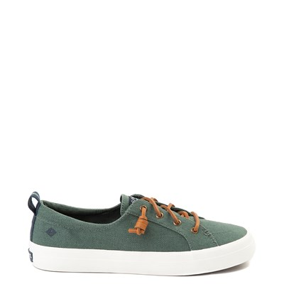 Main view of Womens Sperry Top-Sider Crest Vibe Casual Shoe - Green