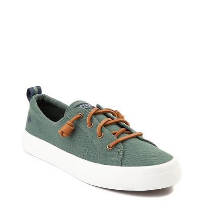 Alternate view of Womens Sperry Top-Sider Crest Vibe Casual Shoe - Green