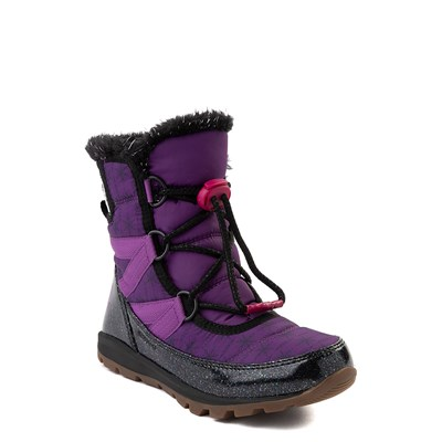 Alternate view of Disney x Sorel Frozen 2 Whitney™ Anna Boot - Toddler / Little Kid - Purple / Black