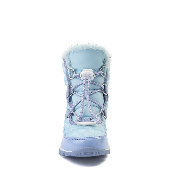 alternate view Disney x Sorel Frozen 2 Whitney™ Elsa Boot - Toddler / Little Kid - Light BlueALT4
