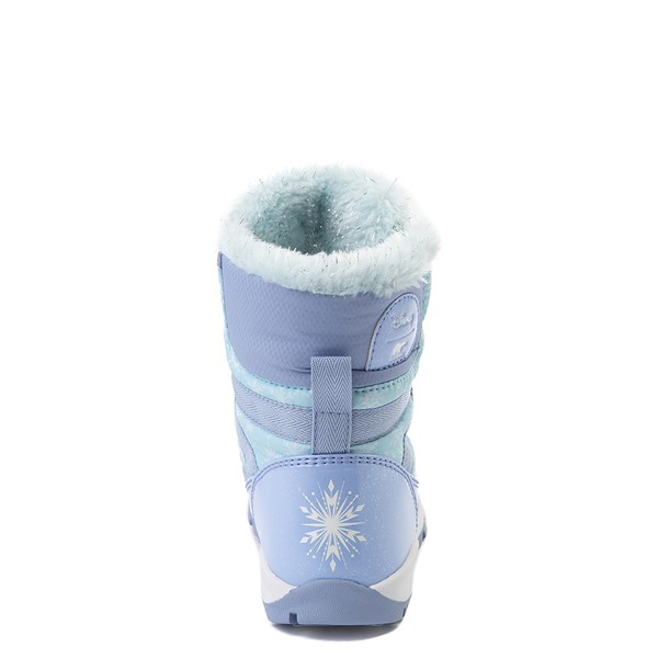 alternate view Disney x Sorel Frozen 2 Whitney™ Elsa Boot - Toddler / Little Kid - Light BlueALT6