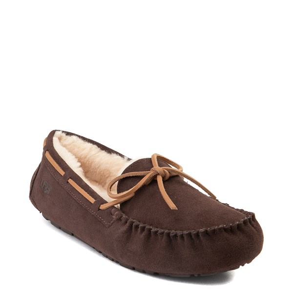 alternate view Mens UGG® Olsen Slipper - EspressoALT1