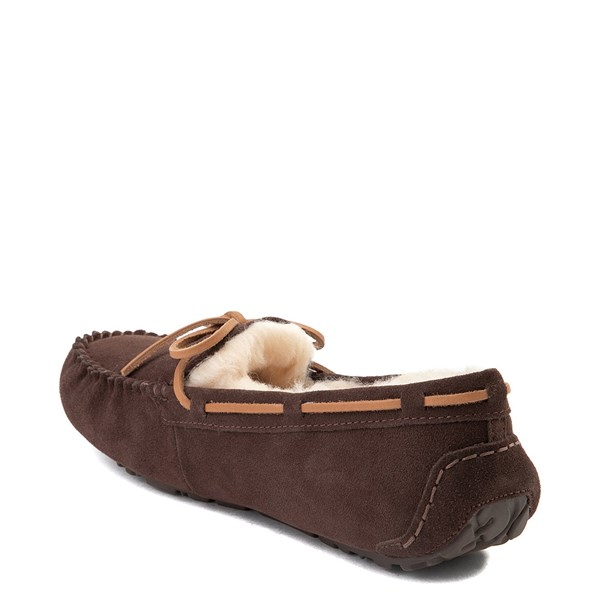 alternate view Mens UGG® Olsen Slipper - EspressoALT2
