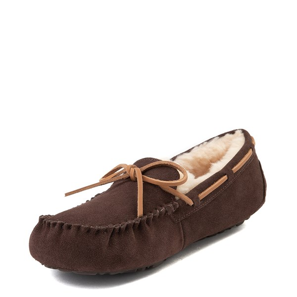 alternate view Mens UGG® Olsen Slipper - EspressoALT3