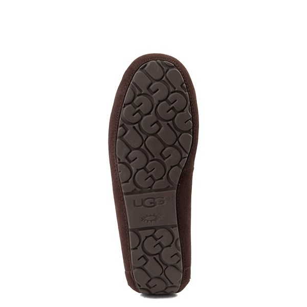 alternate view Mens UGG® Olsen Slipper - EspressoALT5