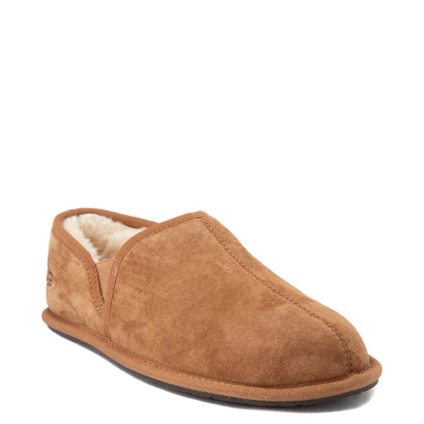 alternate view Mens UGG® Scuff Romeo II Slipper - ChestnutALT1