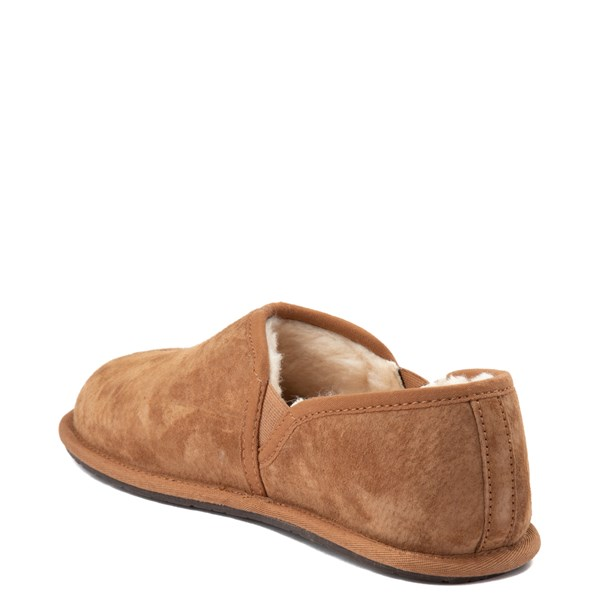 alternate view Mens UGG® Scuff Romeo II Slipper - ChestnutALT2