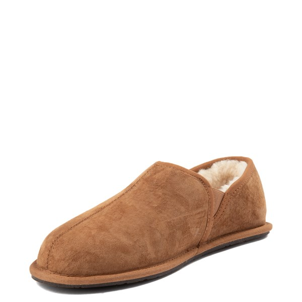 alternate view Mens UGG® Scuff Romeo II Slipper - ChestnutALT3
