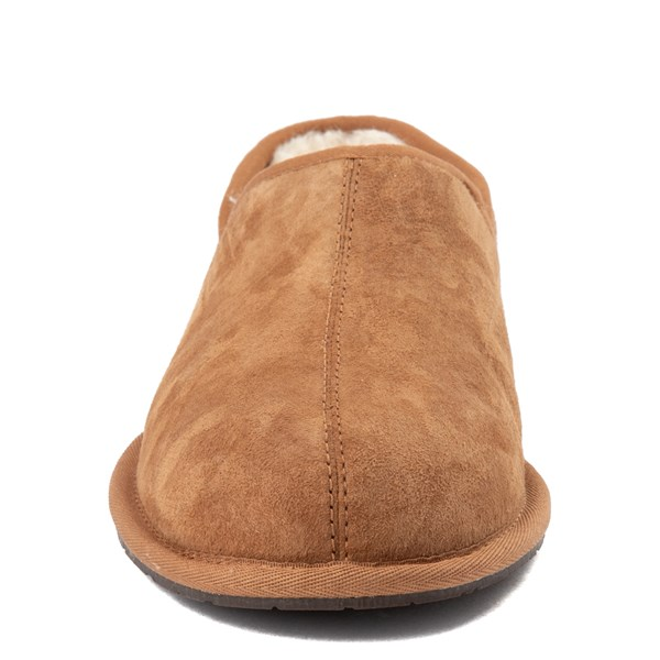 alternate view Mens UGG® Scuff Romeo II Slipper - ChestnutALT4