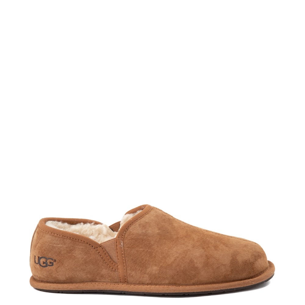 Mens UGG® Scuff Romeo II Slipper - Chestnut
