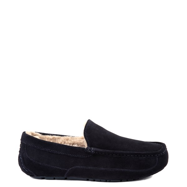 Mens UGG® Ascot Slip On Casual Shoe - True Navy