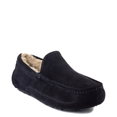 Alternate view of Mens UGG® Ascot Slip On Casual Shoe - True Navy