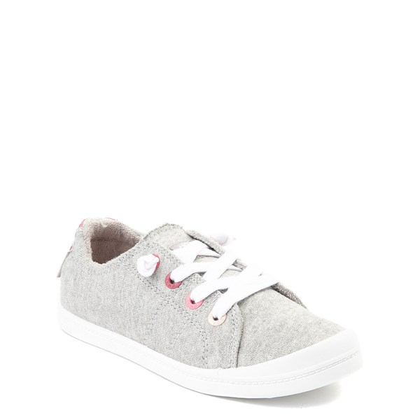alternate view Roxy Bayshore Casual Shoe - Little Kid / Big Kid - GrayALT1