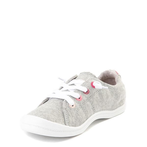 alternate view Roxy Bayshore Casual Shoe - Little Kid / Big Kid - GrayALT3