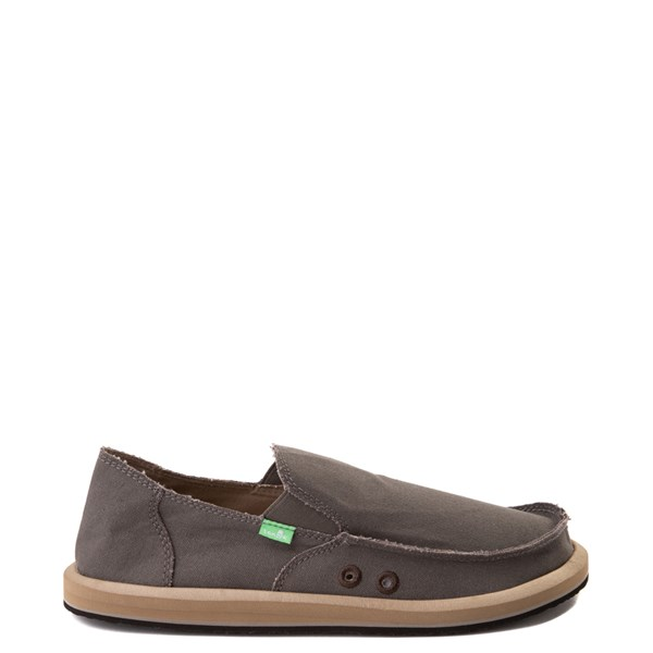 Mens Sanuk Vagabond Slip On Casual Shoe
