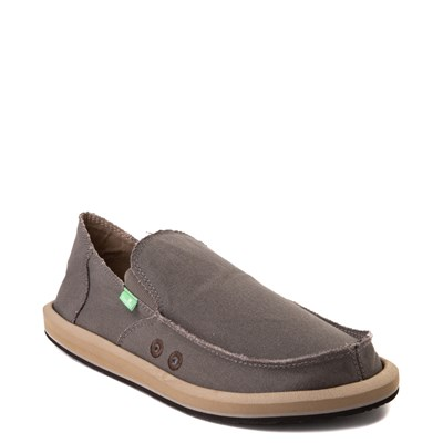 Alternate view of Mens Sanuk Vagabond Slip On Casual Shoe - Brindle