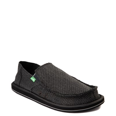 Alternate view of Mens Sanuk Vagabond Woven Slip On Casual Shoe