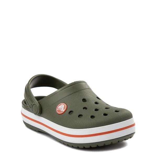 alternate view Crocs Crocband™ Clog - Baby / Toddler / Little KidALT1