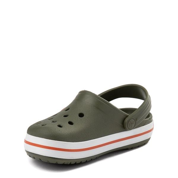 alternate view Crocs Crocband™ Clog - Baby / Toddler / Little KidALT3