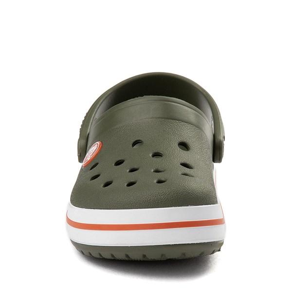 alternate view Crocs Crocband™ Clog - Baby / Toddler / Little KidALT4