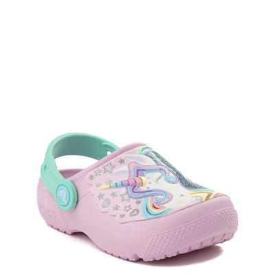 Alternate view of Crocs Fun Lab Unicorn Clog - Baby / Toddler / Little Kid