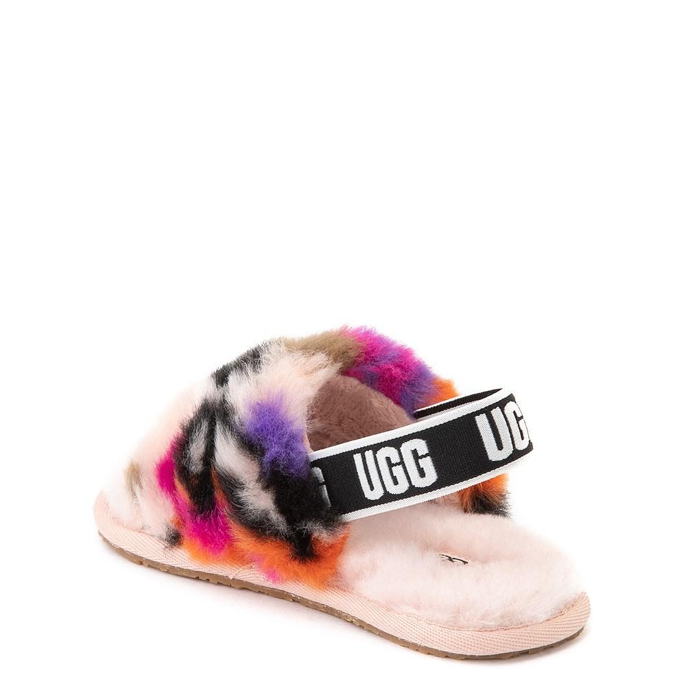 9066df57aff UGG® Fluff Yeah Motlee Slide Sandal - Toddler / Little Kid