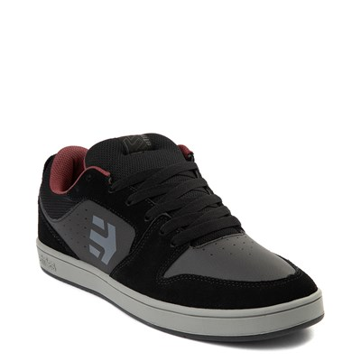 Alternate view of Mens etnies Verano Skate Shoe - Black / Gray / Red