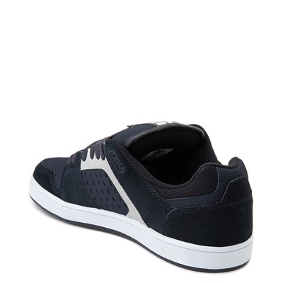 Alternate view of Mens etnies Rockfield Skate Shoe - Navy / Gray / White