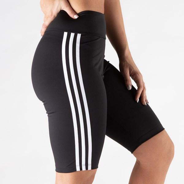 alternate view Womens adidas 3-Stripes Bike ShortsALT3