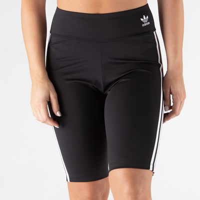 Main view of Womens adidas 3-Stripes Bike Shorts