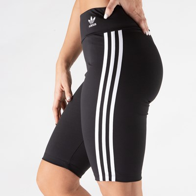 Alternate view of Womens adidas 3-Stripes Bike Shorts