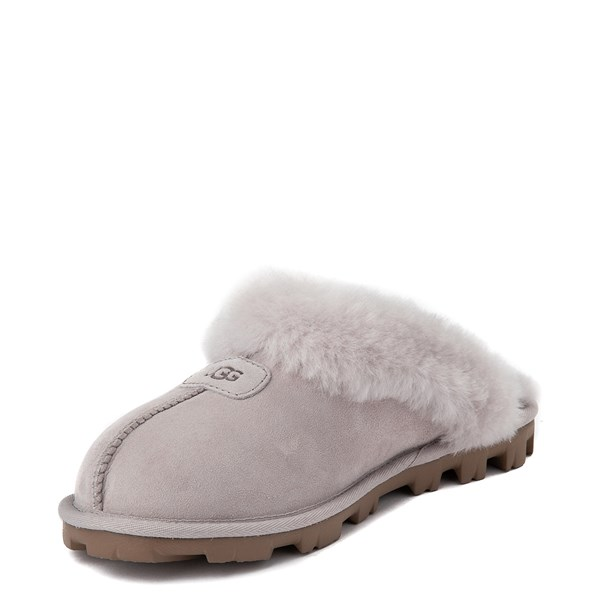 alternate view Womens UGG® Coquette Slipper - FeatherALT3