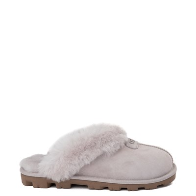 Main view of Womens UGG® Coquette Slipper - Feather