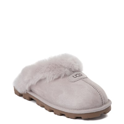 Alternate view of Womens UGG® Coquette Slipper - Feather