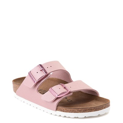 Alternate view of Womens Birkenstock Arizona Sandal - Old Rose