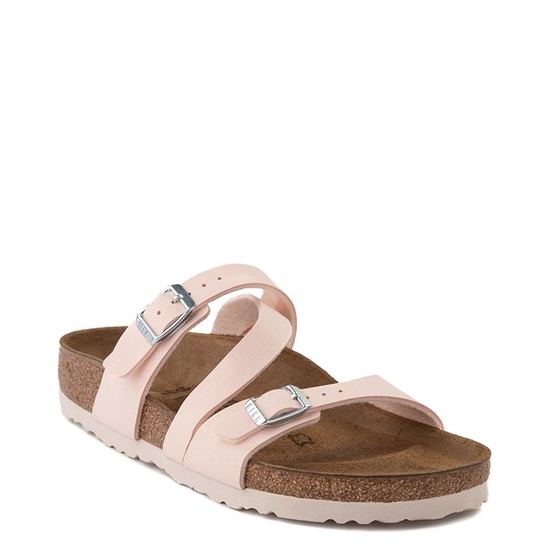 alternate view Womens Birkenstock Salina Slide Sandal - Light RoseALT5