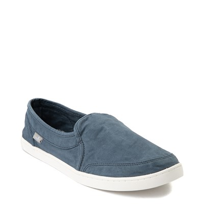 Alternate view of Womens Sanuk Pair O Dice Slip On Casual Shoe - Navy