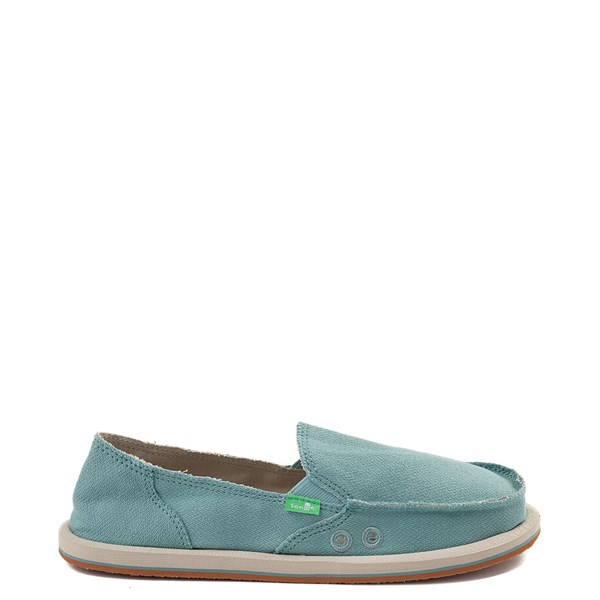 Womens Sanuk Donna Slip On Casual Shoe