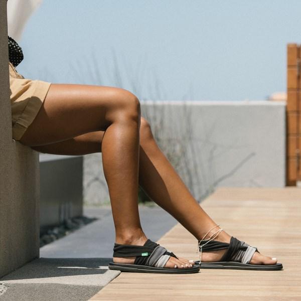 alternate view Womens Sanuk Yoga Sling 3 SandalALT7