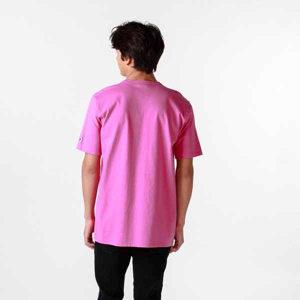 alternate view Mens Champion Heritage Tee - Peony ParadeALT1