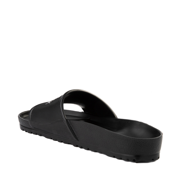 alternate view Mens Birkenstock Barbados EVA Slide Sandal - BlackALT1