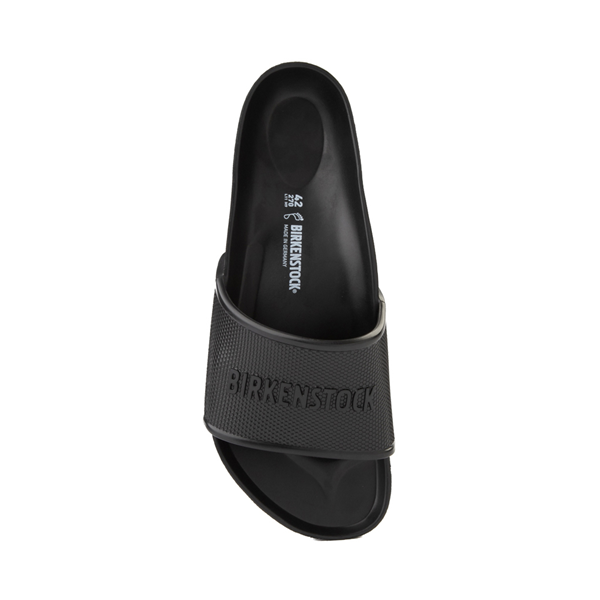 alternate view Mens Birkenstock Barbados EVA Slide Sandal - BlackALT2