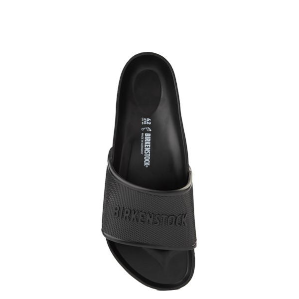 alternate view Mens Birkenstock Barbados EVA Slide Sandal - BlackALT6