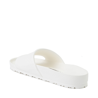 Alternate view of Mens Birkenstock Barbados EVA Slide Sandal - White