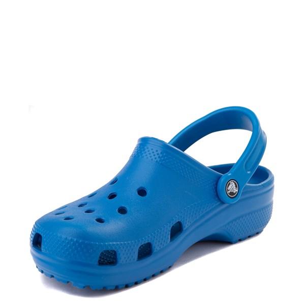 alternate view Crocs Classic Clog - Bright CobaltALT3