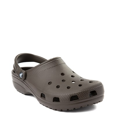 Alternate view of Crocs Classic Clog - Chocolate