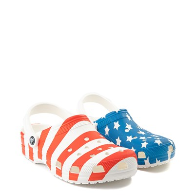 Alternate view of Crocs Classic American Flag Clog