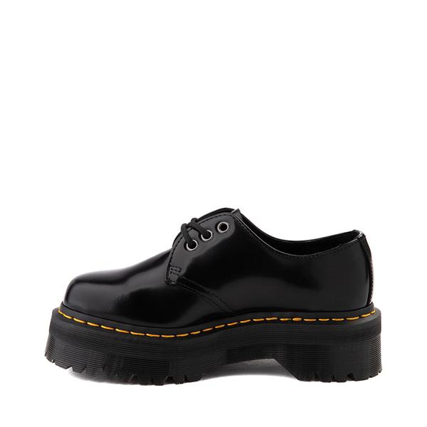 alternate view Dr. Martens 1461 Platform Casual Shoe - BlackALT1