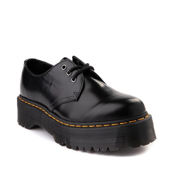 alternate view Dr. Martens 1461 Platform Casual Shoe - BlackALT5